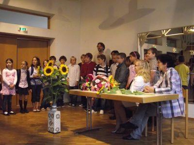 Naujų mokslo metų šventė Vasario 16-osios gimnazijoje