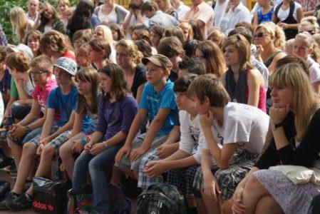 2011/2012 mokslo metų pradžios šventė