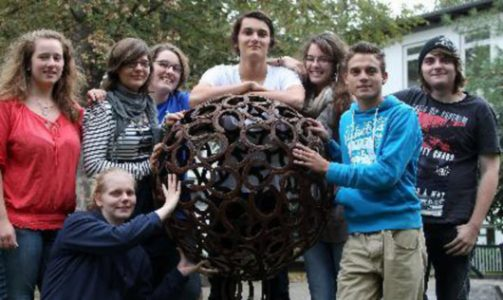 """Europa vor Augen geführt"" – Unsere Schüler nehmen an externen Unterrichtsprojekten teil"