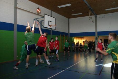 Basketballturnier zur Erinnerung an den 16. Februar