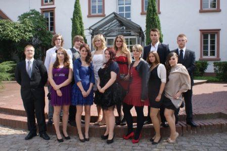 Abiturfeier des Litauischen Gymnasiums