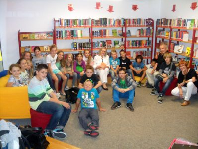 Mokinių kelionė į akmens amžių
