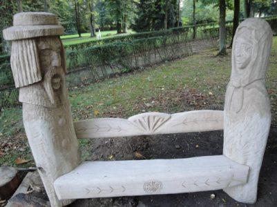 """""""Pasakiški"""" nauji suolai Renhofo pilies parke!"""