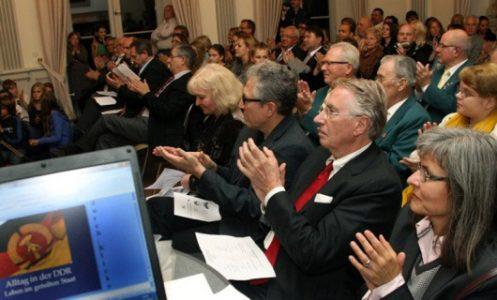 Litauisches Gymnasium feiert Tag der Deutschen Einheit