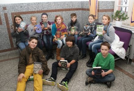 6-tos klasės mokinių skaitymo konkursas