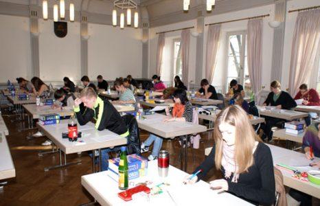 Prasidėjo abitūros egzaminų sesija!