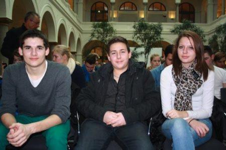 Gimnazistų projektas tarp šešių geriausiųjų visoje Vokietijoje!
