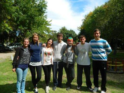 Dauguma naujos Argentinos LJS valdybos narių – buvę mūsų mokiniai!
