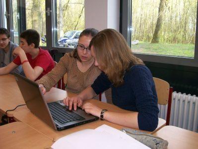 Edukaciniai projektai su IKT