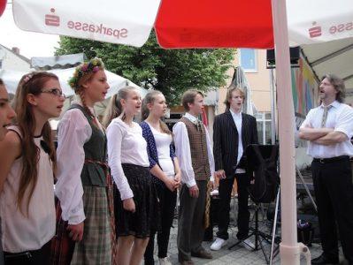 Gimnazistai – jaunieji Lietuvos ambasadoriai
