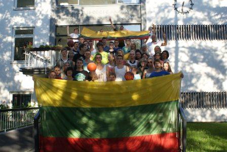 Eurobasket 2013 – Mes už Lietuvą!