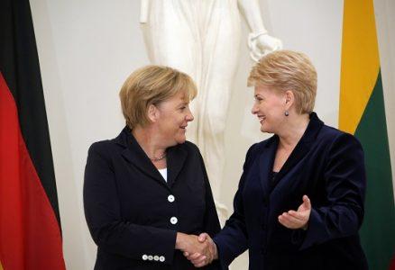 Lietuvos Respublikos Prezidentės vizitas