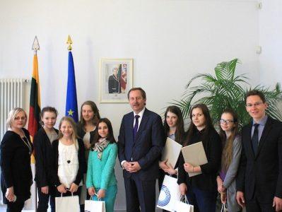 Lietuvos ambasadoje Vokietijoje surengta atvirų durų diena
