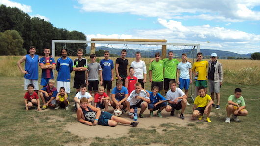 Futbolo turnyras 2014, skirtas Pasaulio futbolo čempionatui