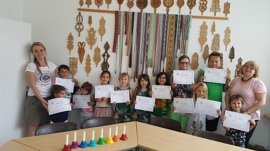 Lituanistinė vaikų akademija