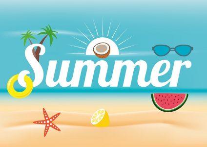 Wir wünschen allen schöne Sommerferien!