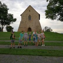 Sommerferienlager 2017 für litauischstämmige Kinder am Privaten Litauischen Gymnasium