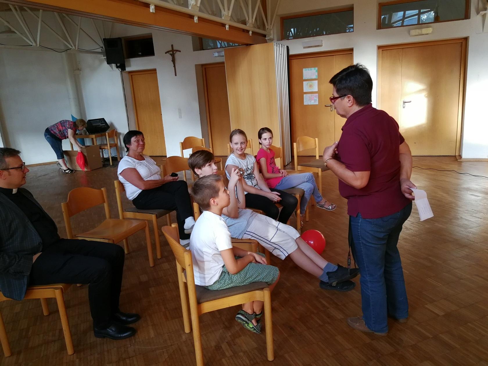 Lietuvių kilmės vaikų vasaros stovykla Vasario 16-osios Gimnazijoje, 2017