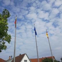 Erster 2017/2018 Schuljar Tag