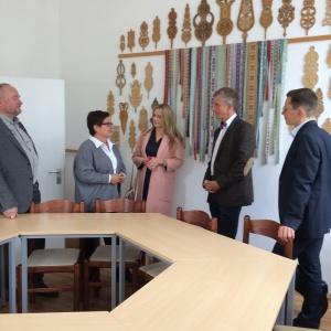 Susitikimas su naujuoju Lietuvos ambasadoriumi Vokietijoje, 2017