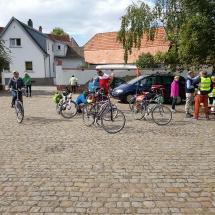 Radsternfahrt