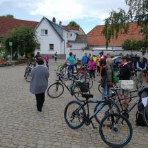 Radsternfahrt (Foto: R.Lendraitis)