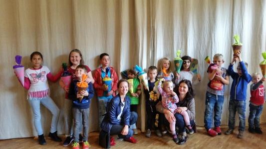 Vaikų Lituanistinės akademijos atidarymas, 2017