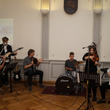 Feier zum Tag der Deutschen Einheit am Litauischen Gymnasium