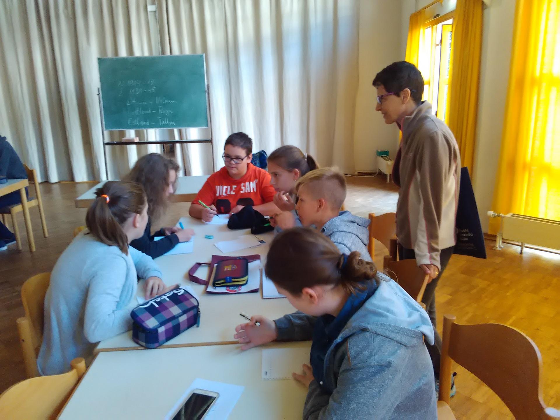 Moksleivių mainai - Gimnazijoje svečiuojasi mokiniai iš Čekijos