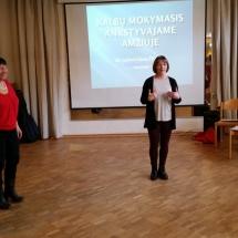 Lituanistinio ugdymo seminaras, 2017 (Foto: A.D'Elia)