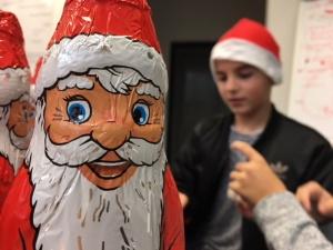Süße Nikolaus - Überraschung (Foto: Dr.G.Hoffmann)