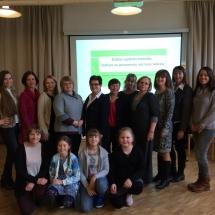 Lituanistinio ugdymo seminaras, 2017 (Foto: D.Kriščiūnienė)
