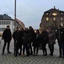 Katalikiškas jaunimas lankosi Speyeryje (Foto: dr.V.Grigutis)