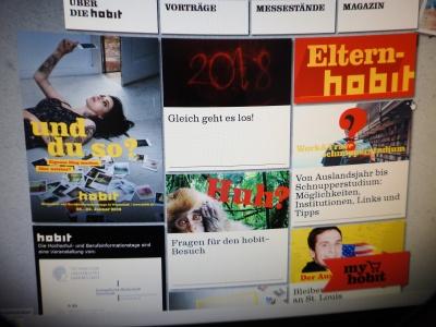 """Hochschul- und Berufsinformationstage """"hobit 2018"""""""