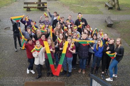"""Projekt """"Wir sind Kinder Litauens"""""""