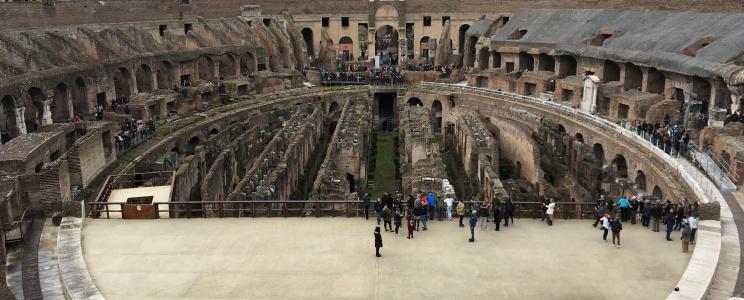 Piligriminė kelionė į Romą ir jos apylinkes, 2018