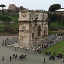 Piligriminė kelionė į Romą ir jos apylinkes (Foto: Dr. V. Grigutis)