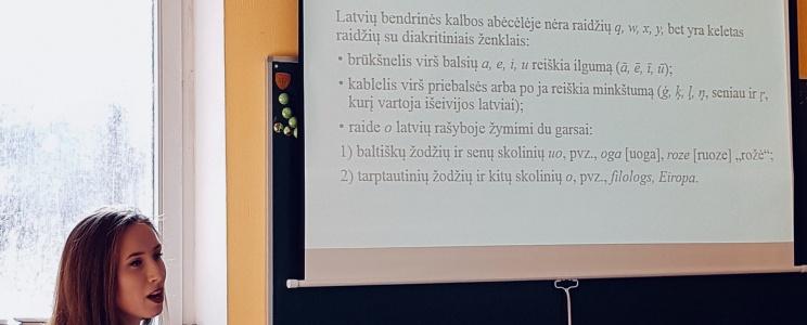 Lietuvių kalbos dienos, 2018