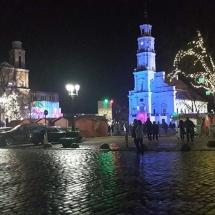 """Fotografijų konkursas """"Metų laikai"""": Šventinis Kaunas, Smiltė"""