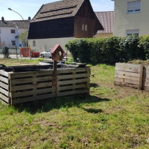 Schulgartenerweiterung (Foto: Dr. A. Weber)