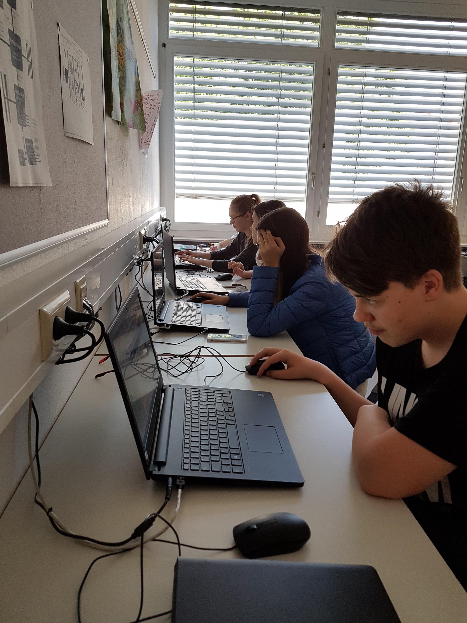 Pirmoji virtuali lietuvių kalbos viktorina (Foto: A. D'Elia)