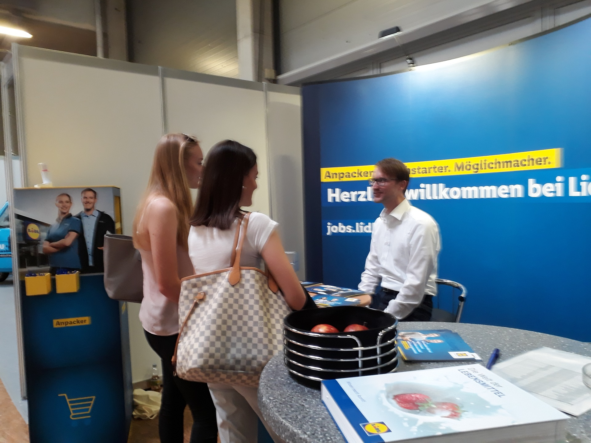 "Profesinio orientavimo mugė ""Vocatium Rhein-Neckar-Pfalz 2018"""