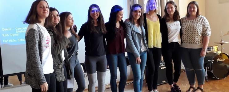 SchulBrücke Europa in Greifswald – Europa, das sind WIR