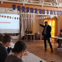 Workshop in Experimenteller Ökonomie (Foto: Dr. G. Hoffmann)