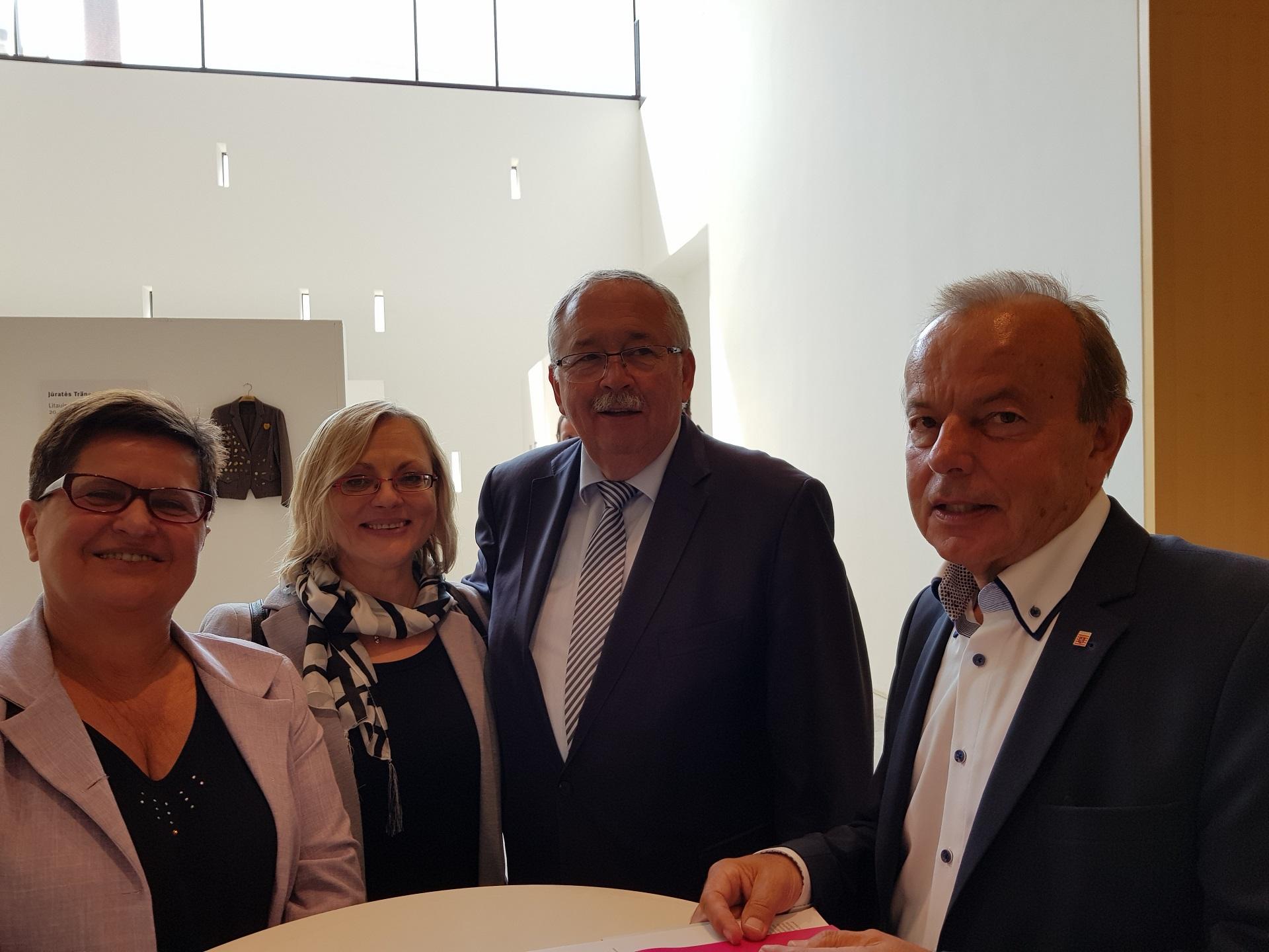 Ausstellung im Hessischen Landtag