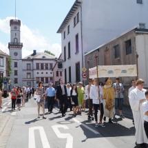 Devintinių procesija, 2018 (Foto: M. D. Schmidt)