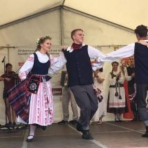Jaunimo festivalyje Bensheime (Foto: A. Ručienė)