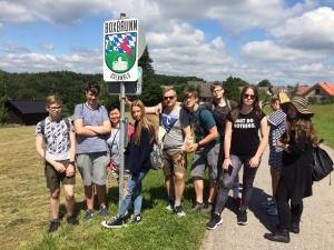 Katalikiško jaunimo stovykla, 2018 (Foto: D. Kriščiūnienė)
