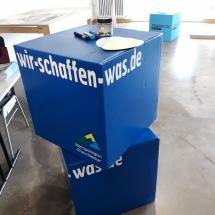 """Sei.Da.Bei: """"Wir schaffen was – Freiwilligentag 2018 Metropolregion Rhein-Neckar"""" (Foto: Dr. G. Hoffmann)"""