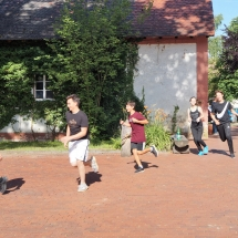 """""""Aktion gegen den Hunger""""- Laufen für einen guten Zweck (Foto: M. D. Schmidt)"""